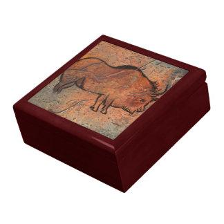 prehistoric painting gift box