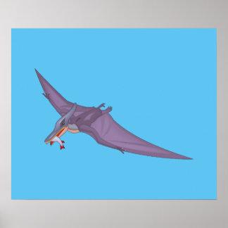Prehistoric poster bird