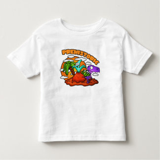 Prehistoric Toddler Tee