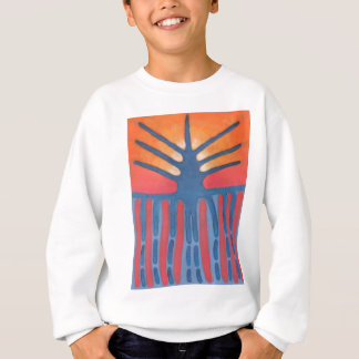 Prehistoric Tree Sweatshirt