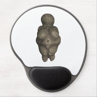 Prehistoric Venus Figurine Gel Mouse Pad
