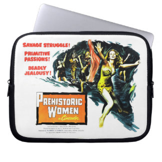 """Prehistoric Women"" Laptop Bag"