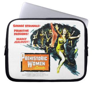 """Prehistoric Women"" Laptop Bag Laptop Sleeves"