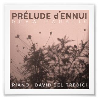 Prelude d'Ennui Photo Art