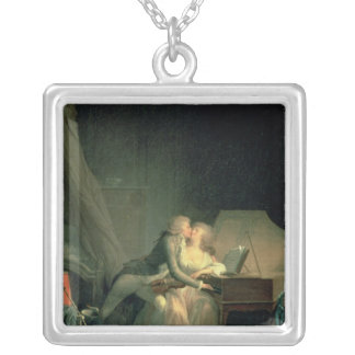 Prelude Silver Plated Necklace