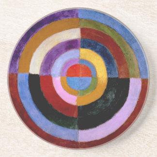 Premier Disque by Robert Delaunay Coaster