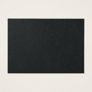 Premium Black Mighty Business Card