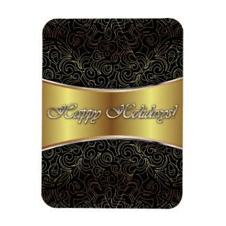 Premium Flexi Magnet Happy Holidays