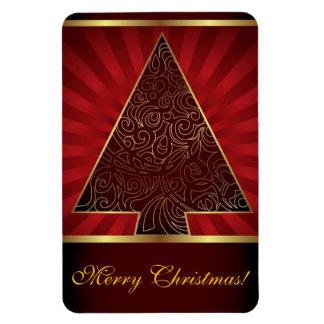 Premium Flexi Magnet Merry Christmas
