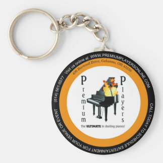 Premium Players Keychain