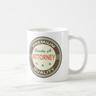 Premium Quality Attorney (Funny) Gift Coffee Mugs