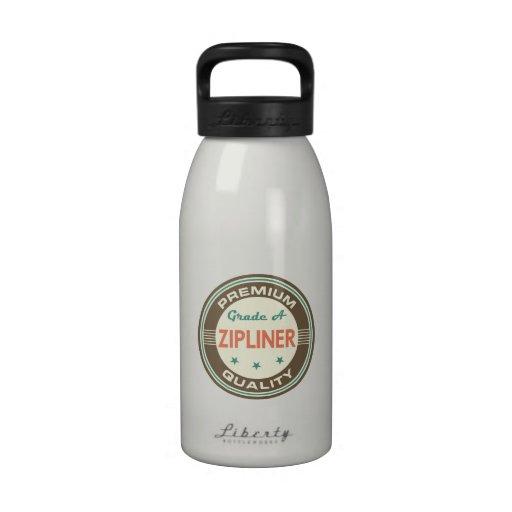 Premium Quality Zipliner (Funny) Gift Drinking Bottles