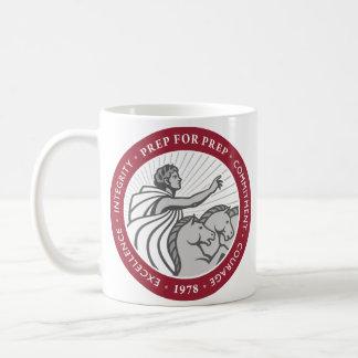 Prep For Prep Logo Mug