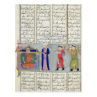 Preparation of the feast ordered by Feridun Postcard