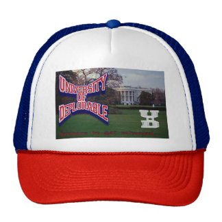 Prepare to be Schooled red white and blue hat