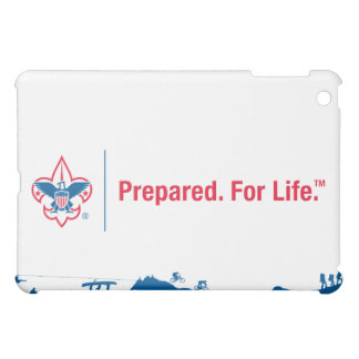 Prepared.For Life IPad case