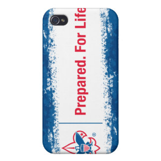 Prepared. For Life iPhone case iPhone 4/4S Cover