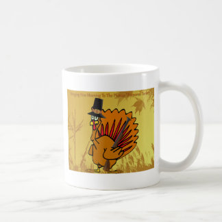 prepared-turkey basic white mug