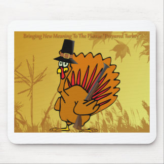 prepared-turkey mouse pad