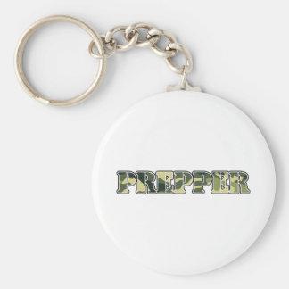Prepper Key Ring
