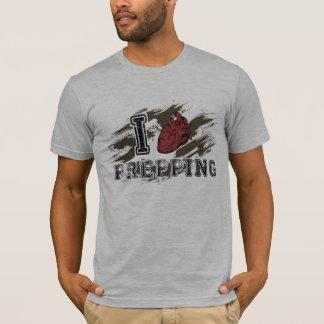 Prepper Survival Prepping Zombie Apocalypse T-Shirt