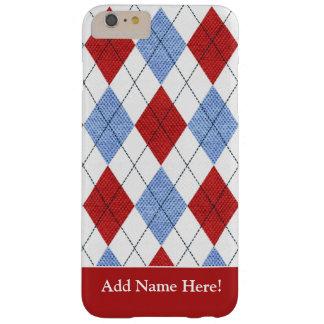Preppy Argyle Classy Phone Case