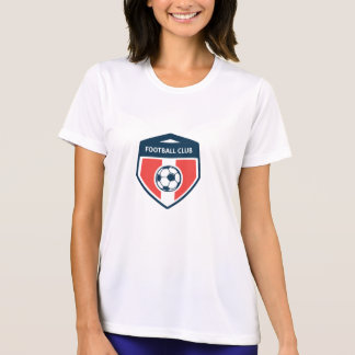 Preppy Football Club Uniform. T-Shirt