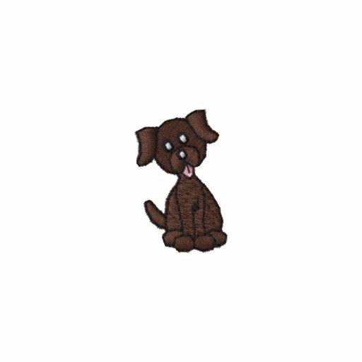 Preppy Puppy Hoodie