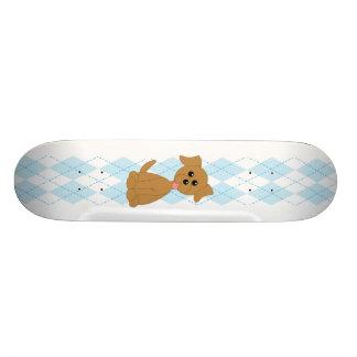 Preppy Puppy Skateboard Decks
