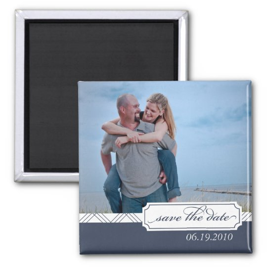 Save the date photo magnets in Australia