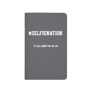 Preppy Typography #SelfieNation College Journal