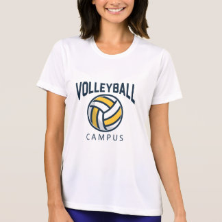 Preppy Volleyball Team Youth  League. T-Shirt