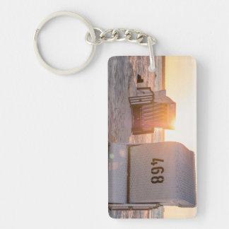 Prerow sunset key ring