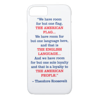 PRES26 ONE FLAG iPhone 7 CASE