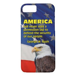 PRES43 PERMISSION SLIP iPhone 7 CASE