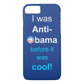 PRES44 ANTI-OBAMA iPhone 7 CASE