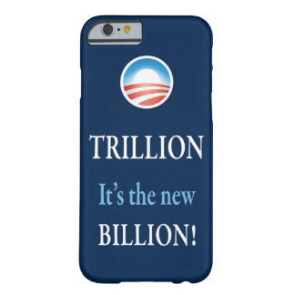 PRES44 NEW BILLION BARELY THERE iPhone 6 CASE