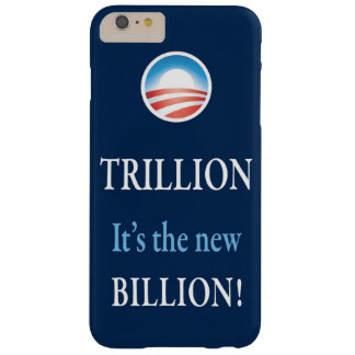 PRES44 NEW BILLION BARELY THERE iPhone 6 PLUS CASE
