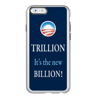 PRES44 NEW BILLION INCIPIO FEATHER® SHINE iPhone 6 CASE