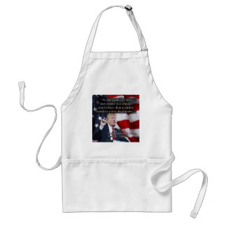 PRES45 CRUCIAL CONVICTION STANDARD APRON