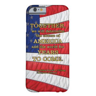 PRES45 DETERMINE COURSE BARELY THERE iPhone 6 CASE