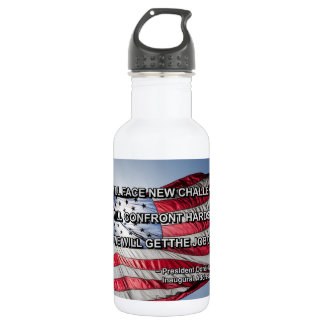 PRES45 FACE CHALLENGES 532 ML WATER BOTTLE