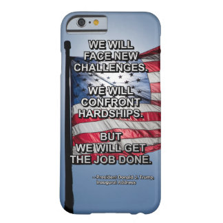 PRES45 FACE CHALLENGES BARELY THERE iPhone 6 CASE