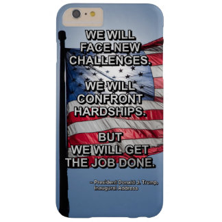 PRES45 FACE CHALLENGES BARELY THERE iPhone 6 PLUS CASE