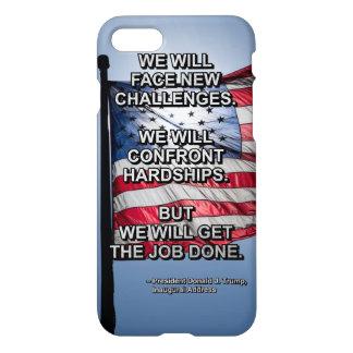 PRES45 FACE CHALLENGES iPhone 8/7 CASE