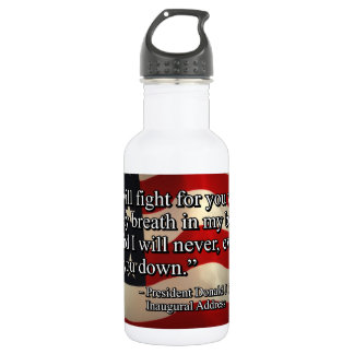PRES45 FIGHT FOR YOU 532 ML WATER BOTTLE