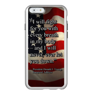 PRES45 FIGHT FOR YOU INCIPIO FEATHER® SHINE iPhone 6 CASE
