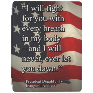 PRES45 FIGHT FOR YOU iPad COVER