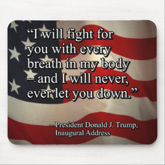 PRES45 FIGHT FOR YOU MOUSE PAD