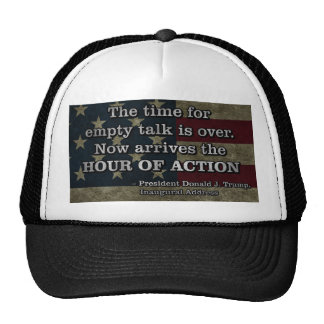 PRES45 HOUR OF ACTION CAP